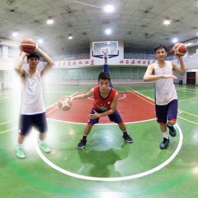 籃球投籃動作-北市教育局