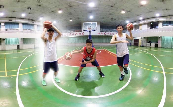 北市教育局-籃球-投籃動作