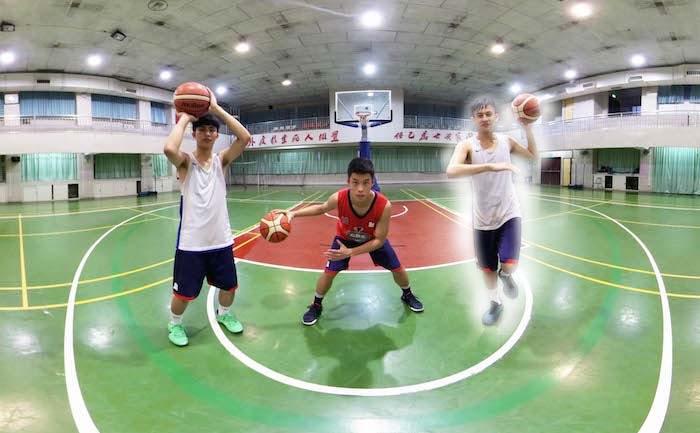 籃球高階動作-北市教育局