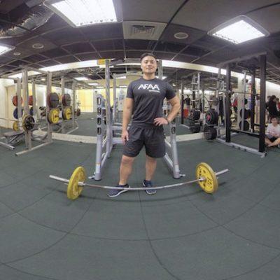 健身設備VR教學-國立清華大學