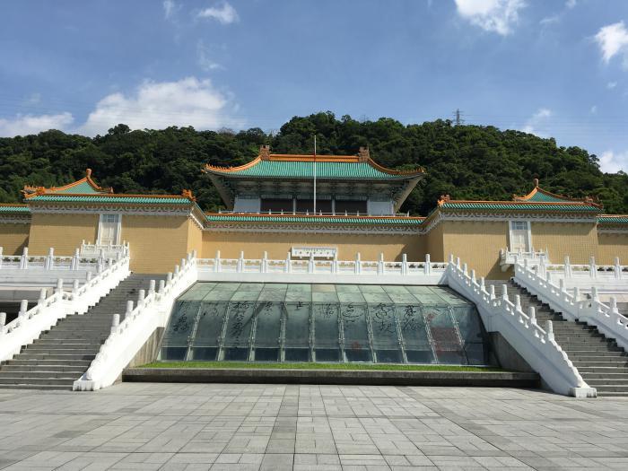 臺北百齡高中-故宮尋寶趣