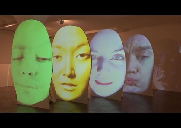 與紐約知名錄像鬼才Tony Oursler雲端見!高美館推線上藝展